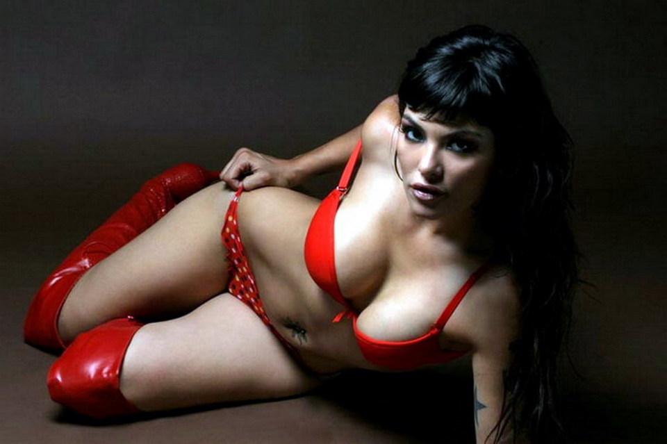 georgina baillie naked