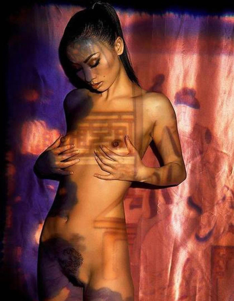 Bai ling nude pussy sex download